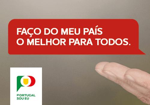 Portugal Sou Eu - Faço do meu País o melhor para todos