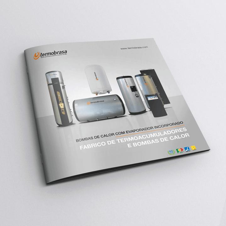Catálogo Bombas de Calor com Evaporador Incorporado
