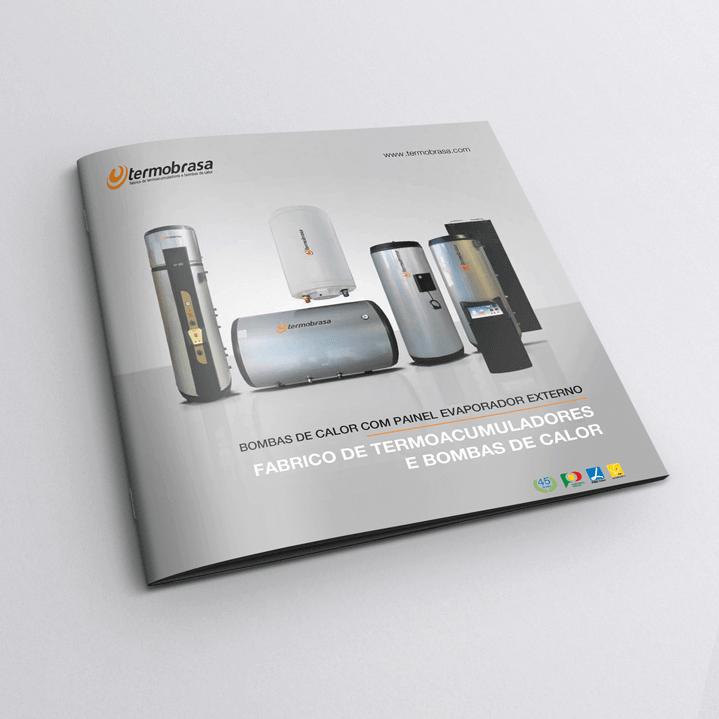 Catálogo Bombas de Calor com Painel Evaporador Externo