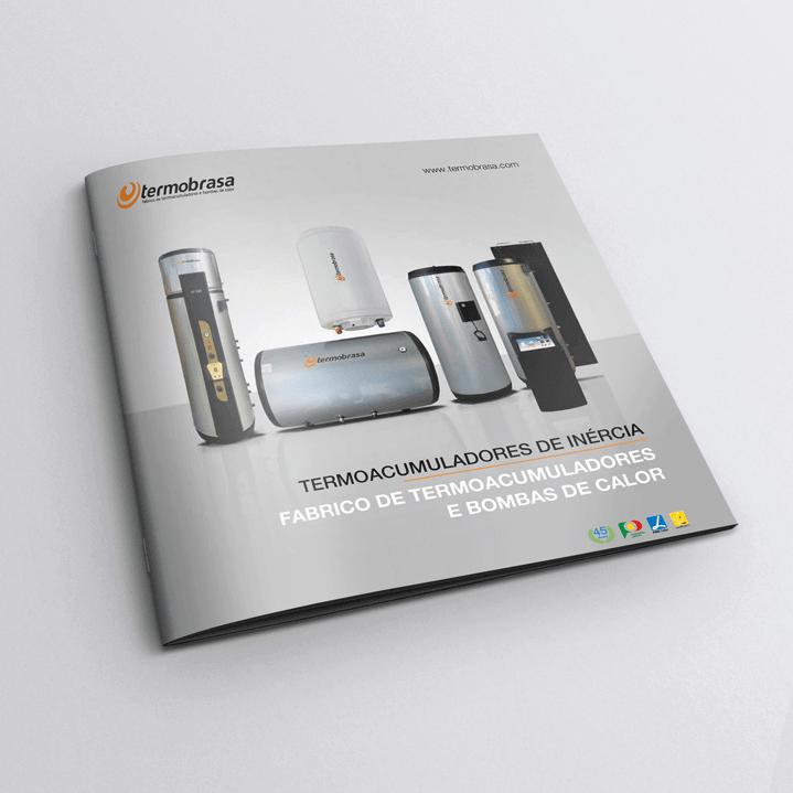 Catálogo Termoacumulador de Inércia