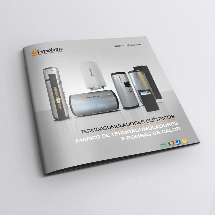 Catálogo Termoacumuladores Elétricos
